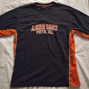 Areopostle 1987 phys ed shirt